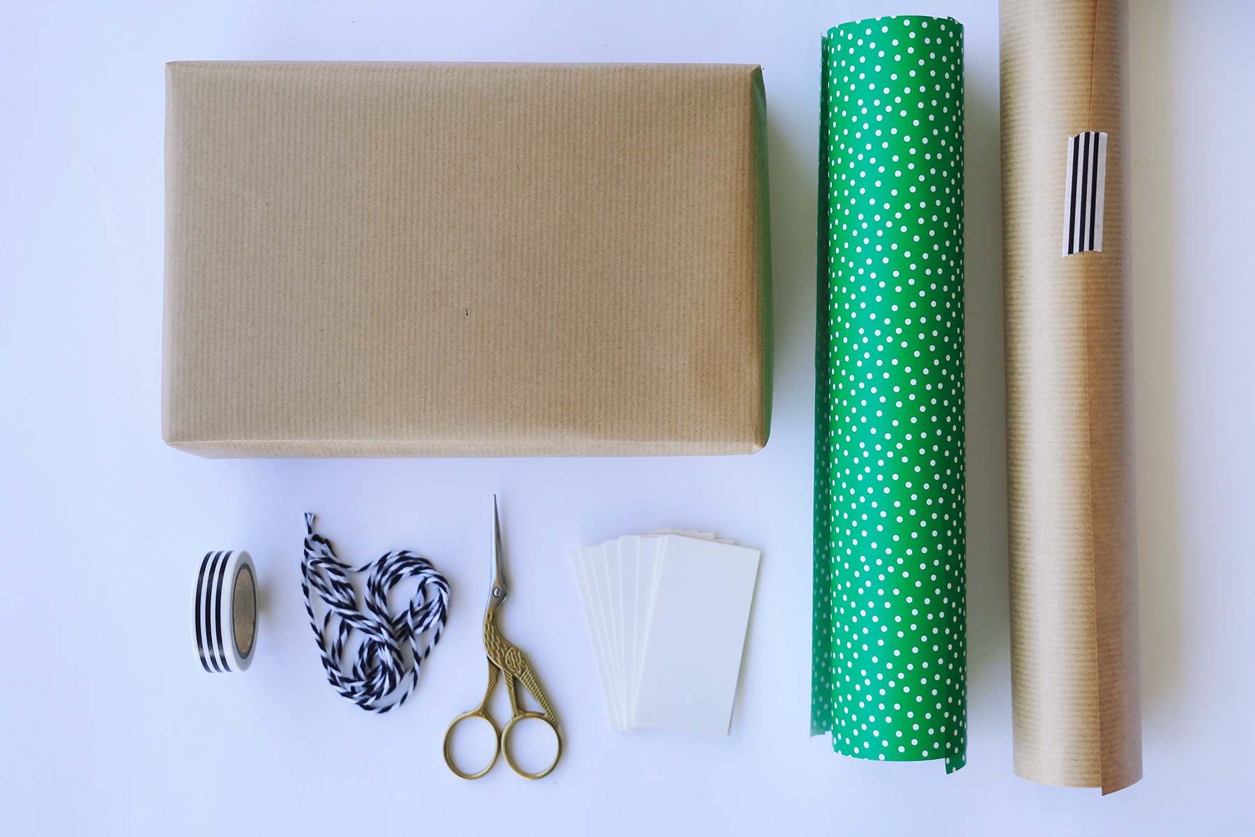 DIY Festive Season wrapping-12
