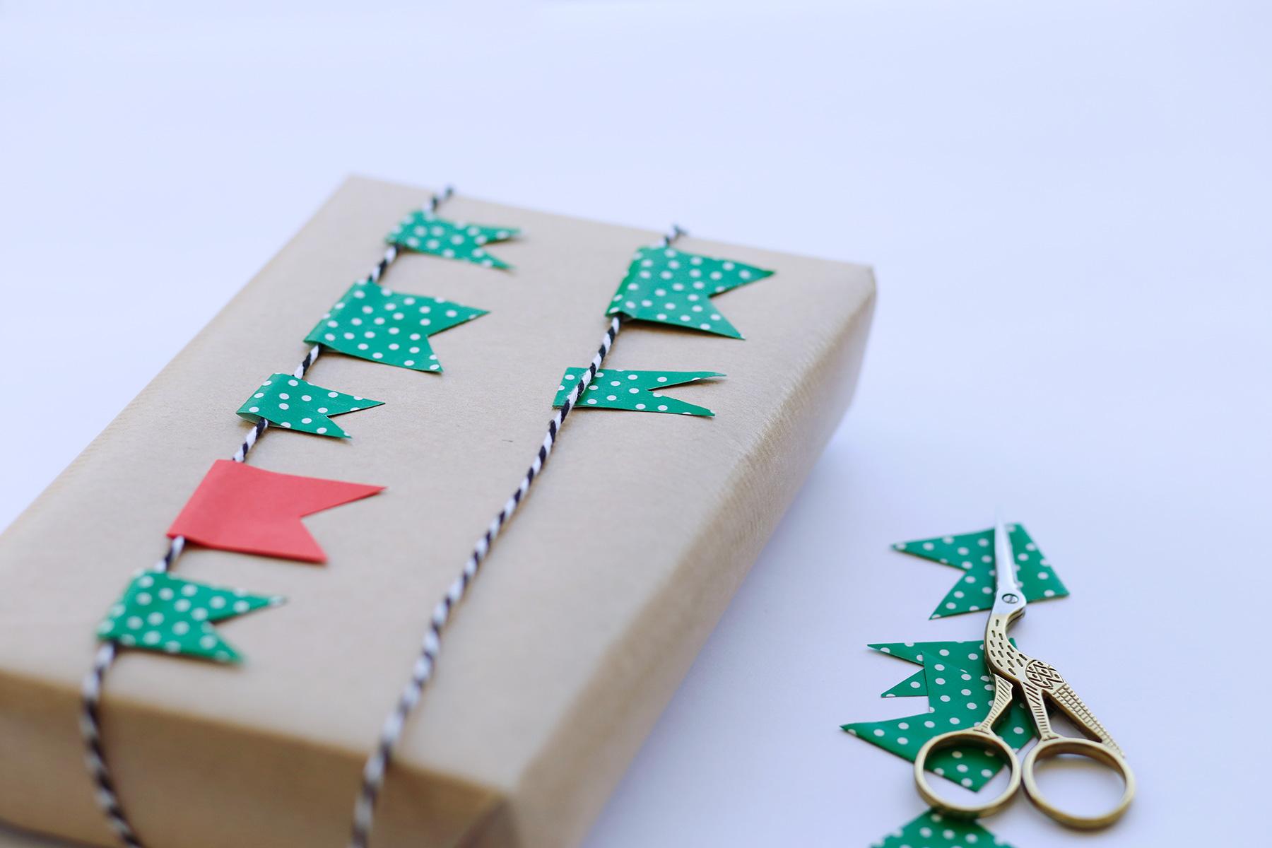 DIY Festive Season wrapping-9