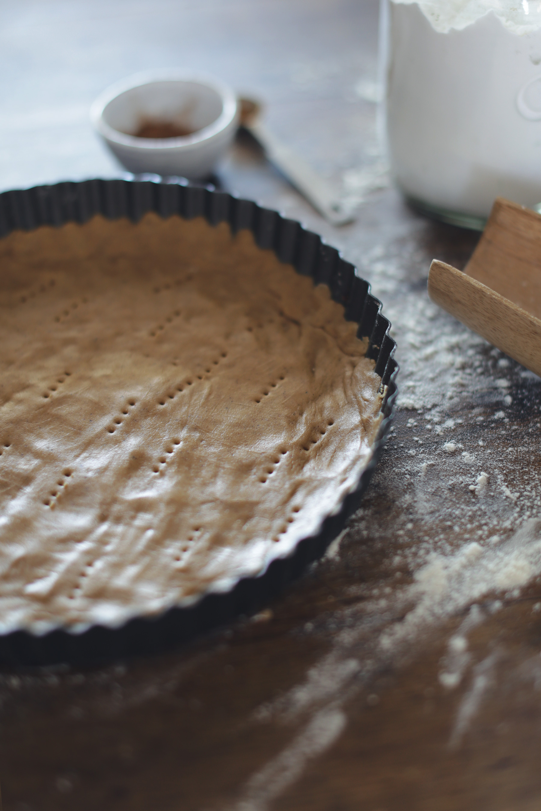 VEGAN-MILK TART-3