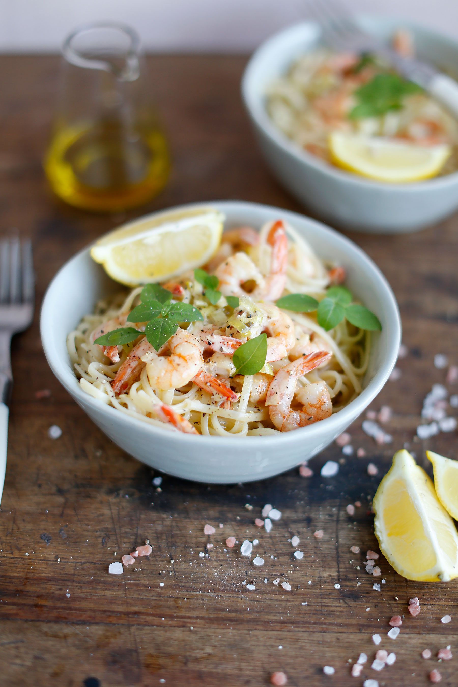 Lemon-Cream,-Prawn-and-Leek-Pasta-7