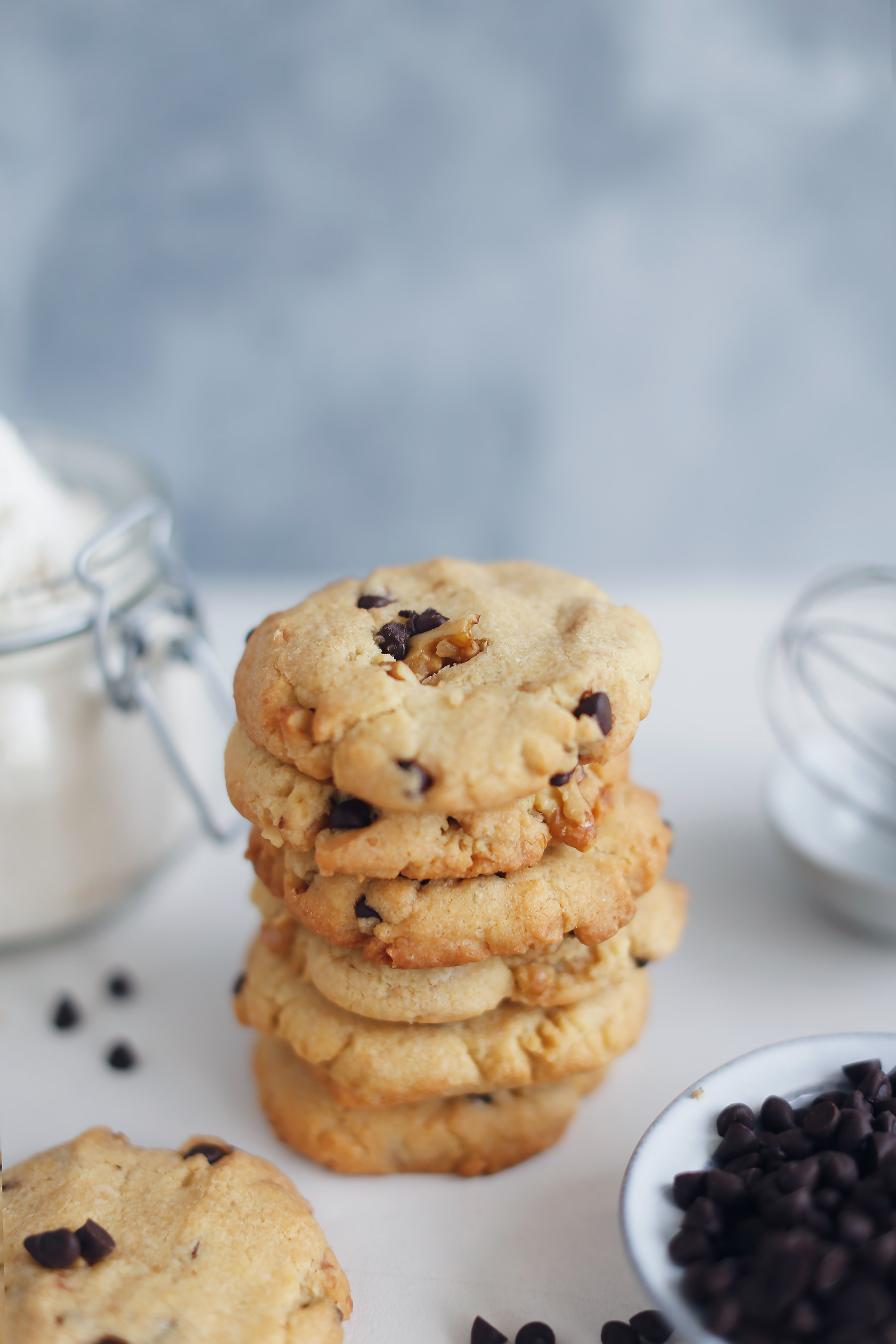 The-best-Chocolate-Chip-and-Walnut-Cookies7