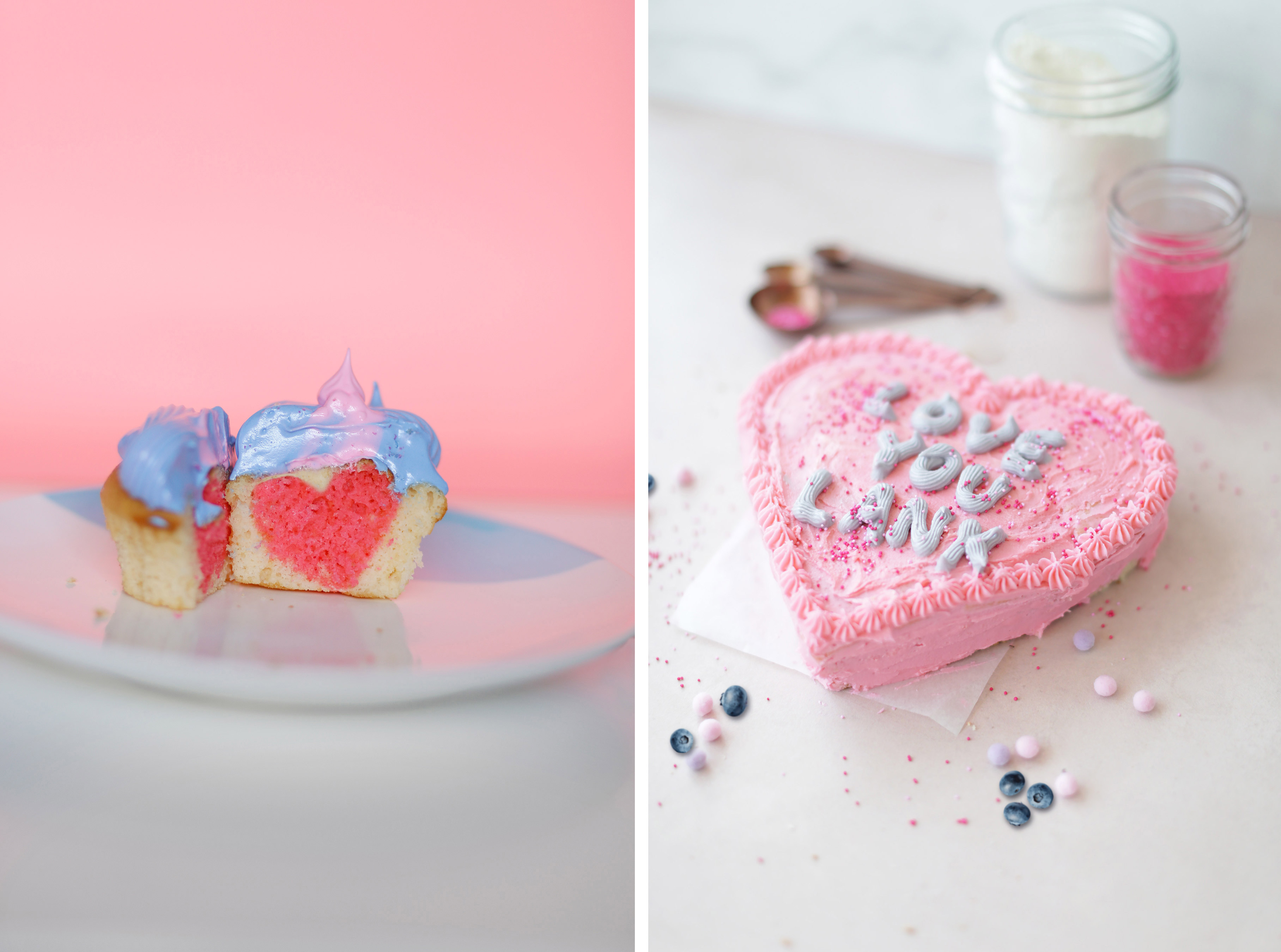 heart-shaped-cakes