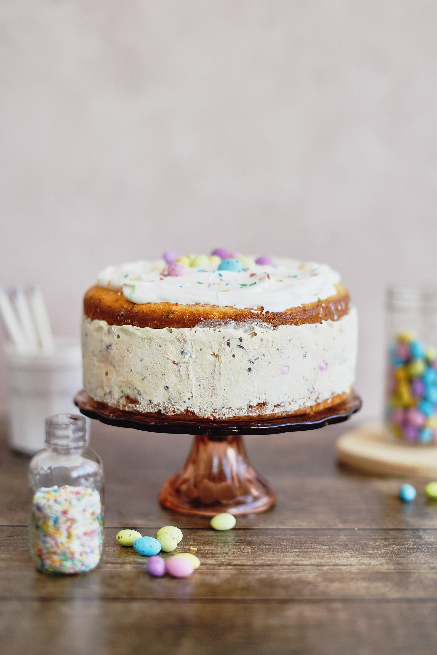 FUNFETTI-SPECKLED-EGG-ICE-CREAM-CAKE-1