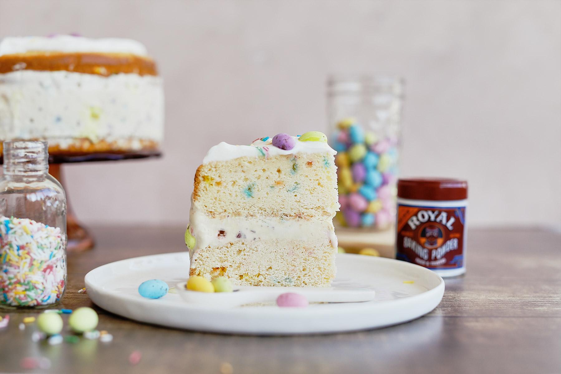 FUNFETTI-SPECKLED-EGG-ICE-CREAM-CAKE-5