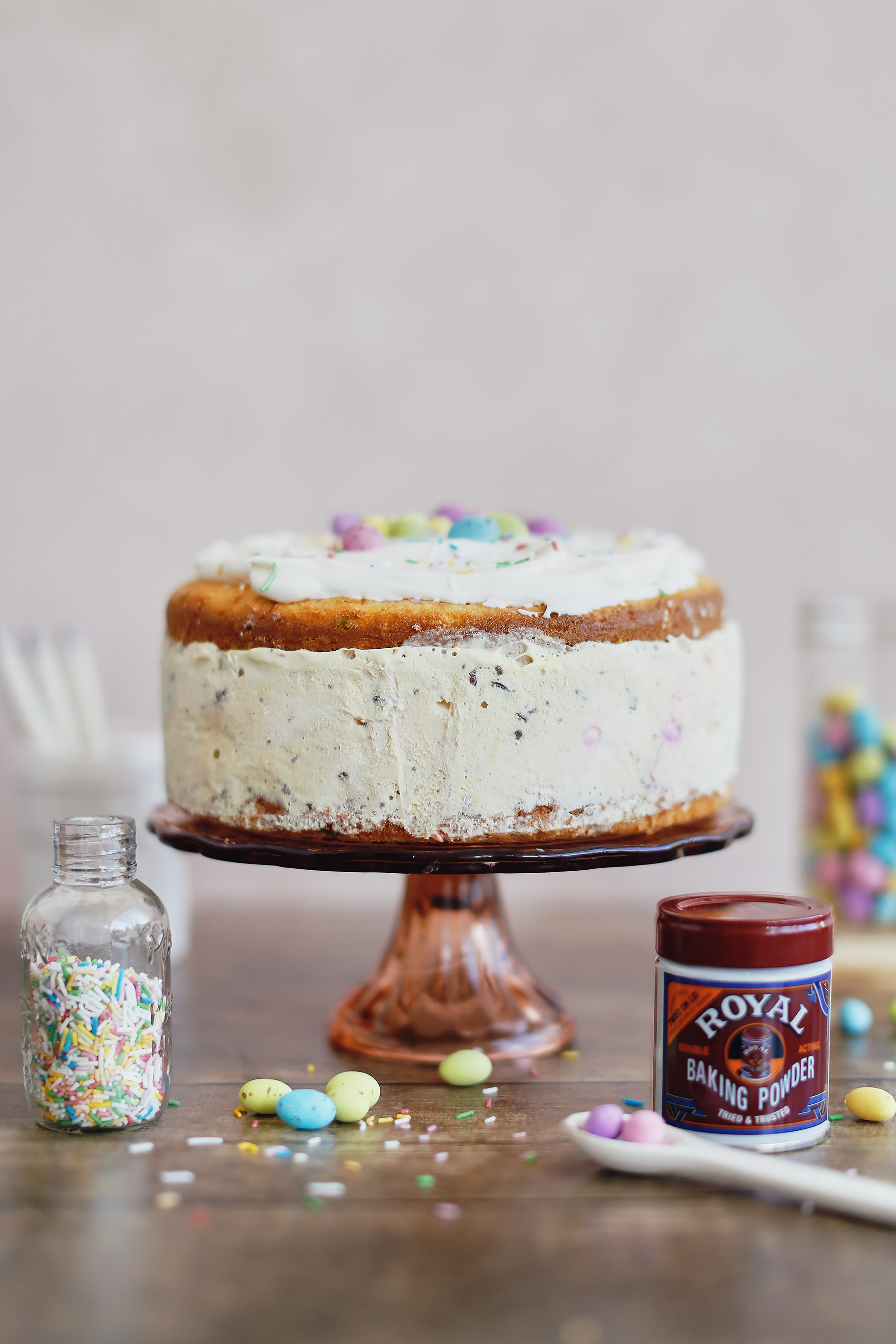 FUNFETTI-SPECKLED-EGG-ICE-CREAM-CAKE