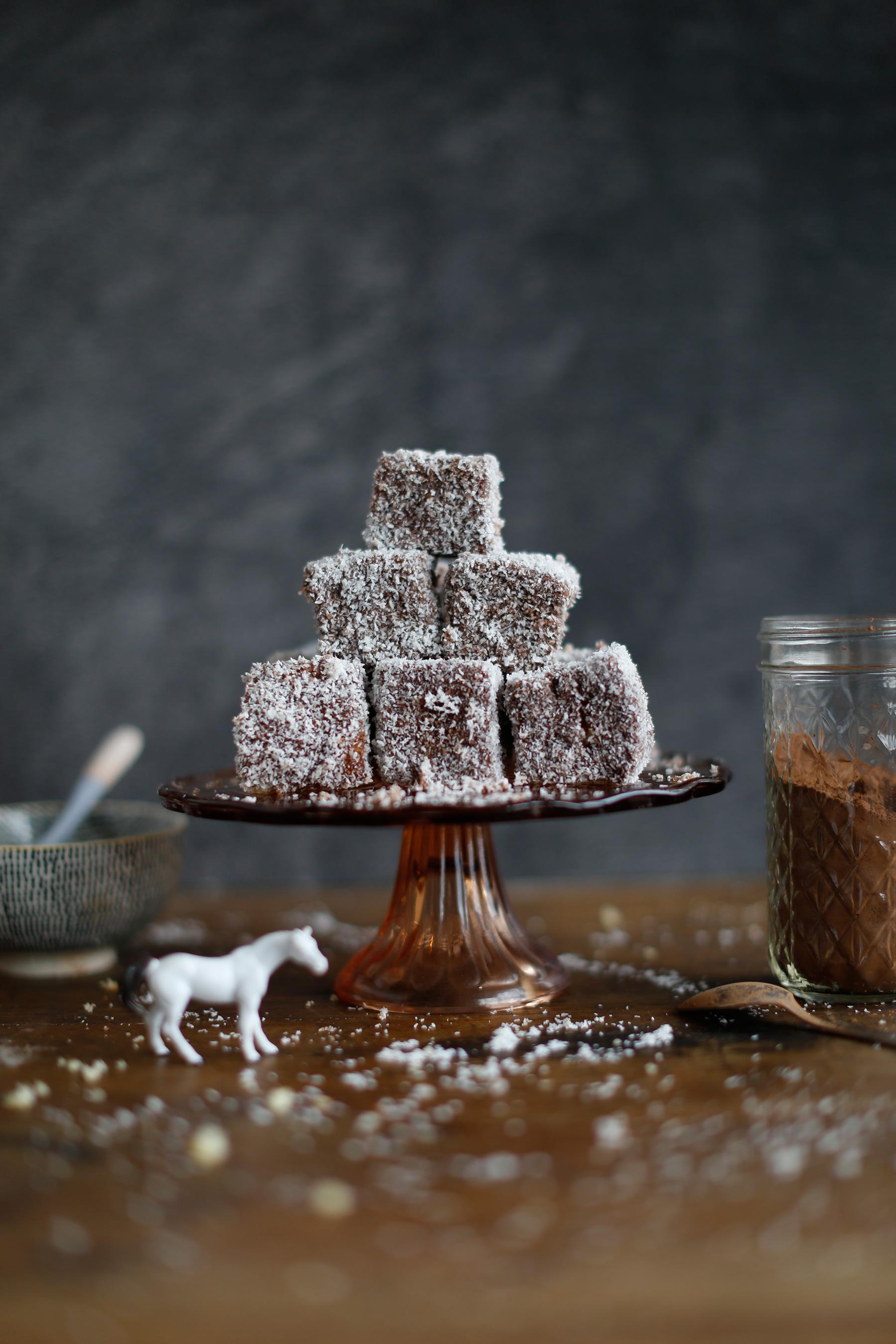 Chocolate-and-Cinnamon-Lamingtons